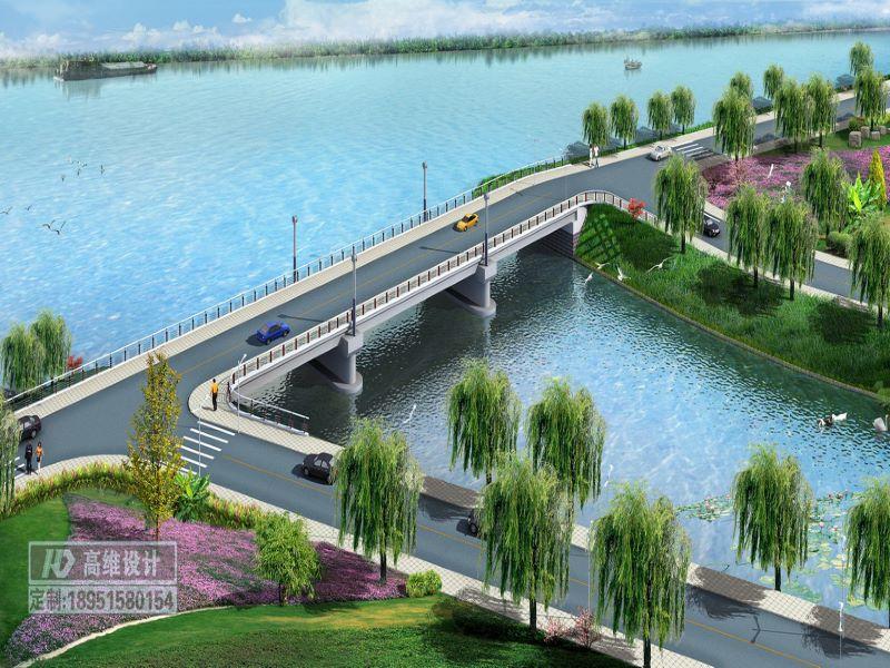 乌鲁木齐桥梁设计方案