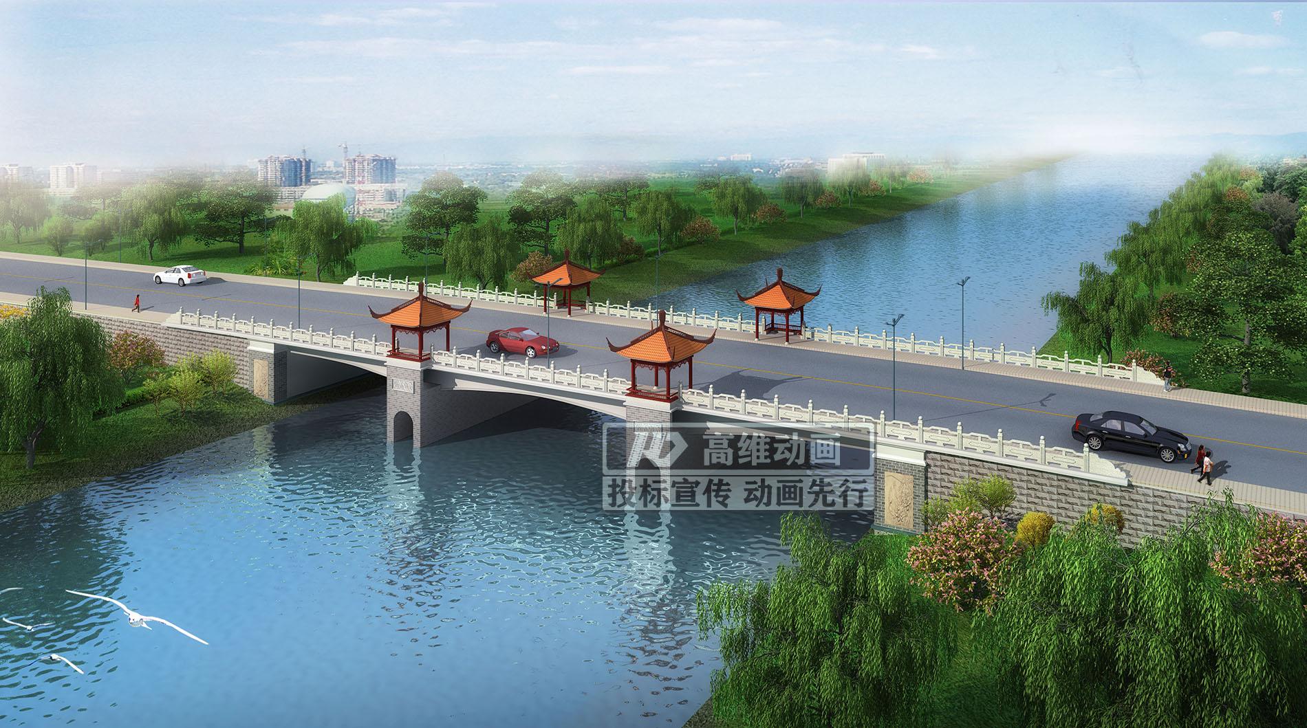 乌鲁木齐广告设计公司路桥广告案例